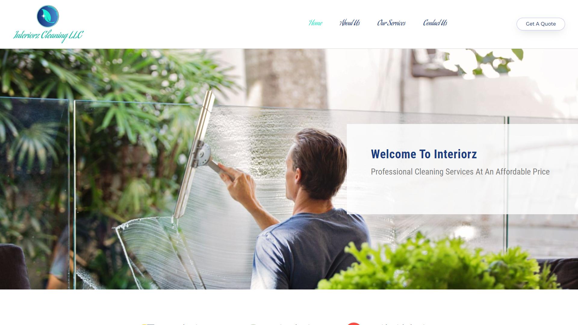 Interiorz Cleaning LLC