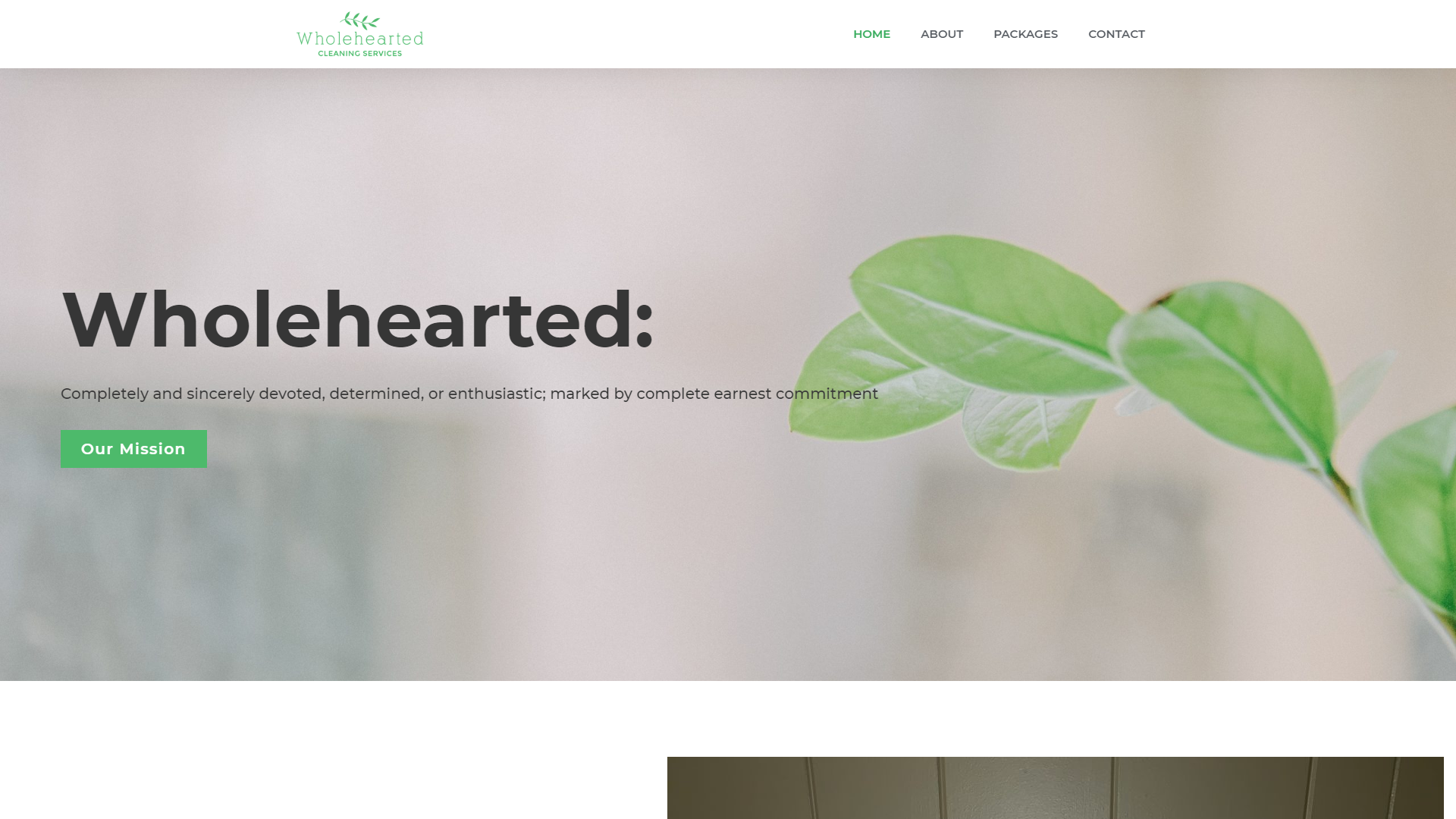 Wholehearted Cleaning Services